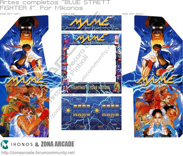 Graphics For Street Fighter Arcade Graphics   www.graphicsbuzz.com