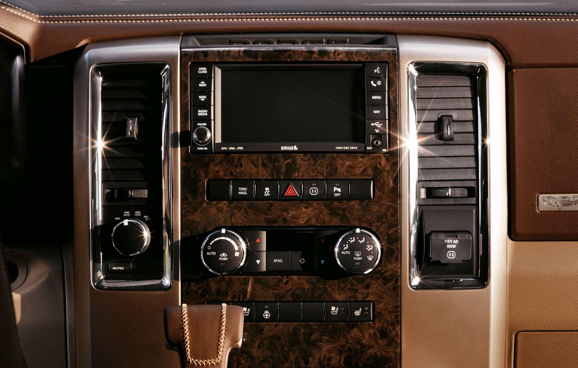 Dodge ram 1500 laramie longhorn edition