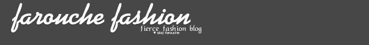 farouche fashion