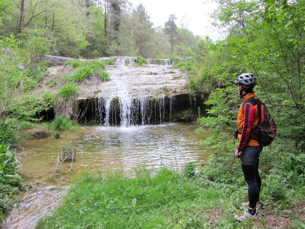 De ruta por el moian s cr nica foro de cicloturismo y - El tiempo en sant quirze ...