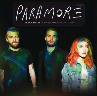 PARAMORE 2013CD COVER SOMDIRETO