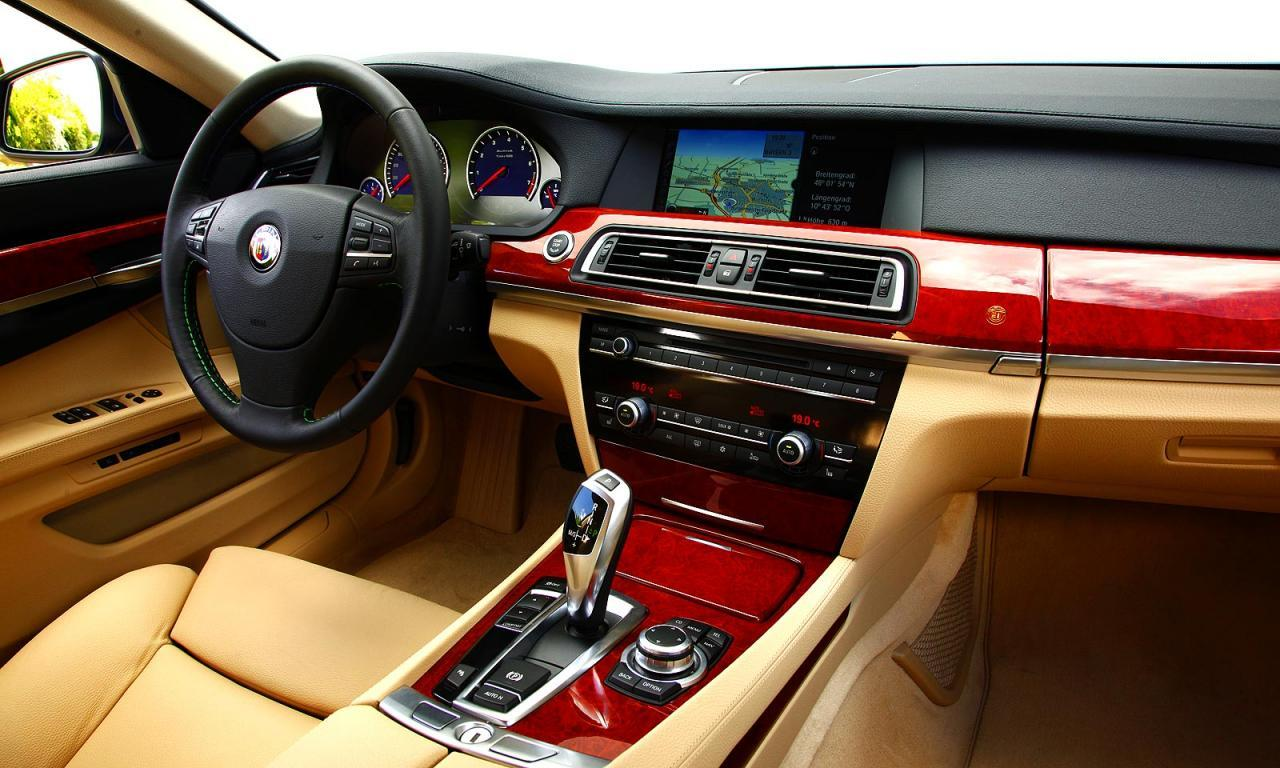 Super Cars News: BMW Alpina B7 Biturbo