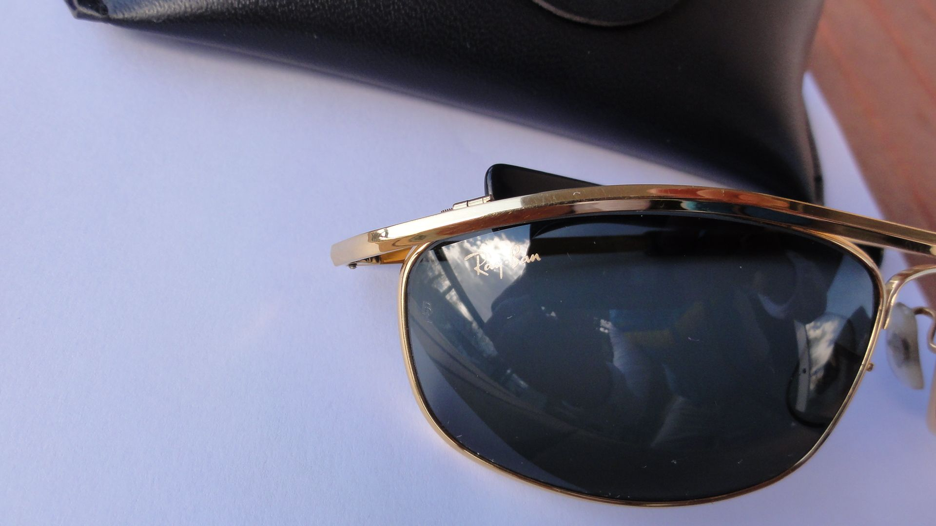 df83d8422f Ray Ban Olympian Iv Deluxe « Heritage Malta