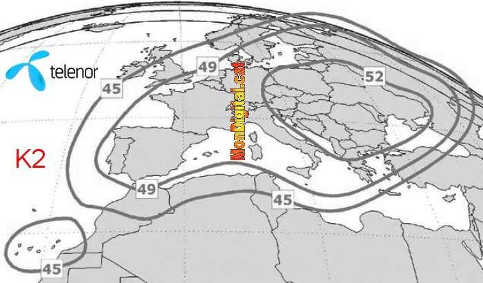 Arianespace lanza con éxito los satélites Thor 6 y NSS 12